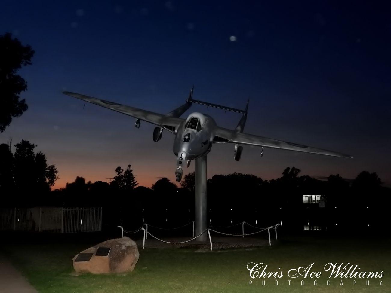 Forbes RAAF memorial