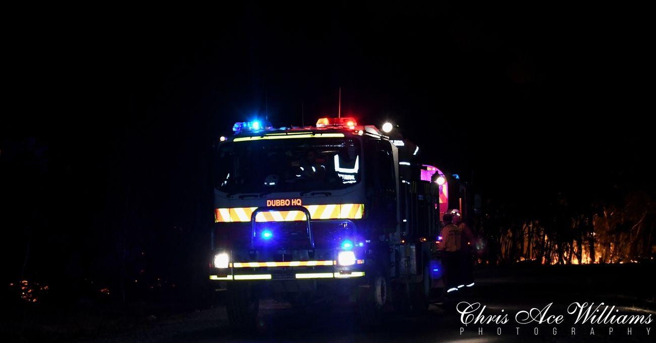 RFS Fire Tanker