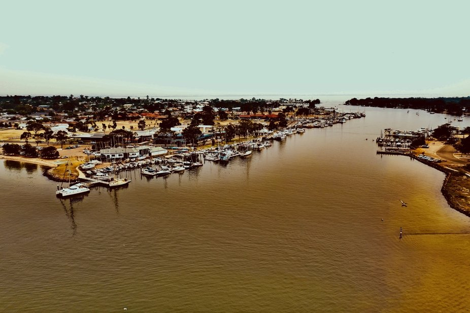 View From Above - Raymond Island | Drone Collection