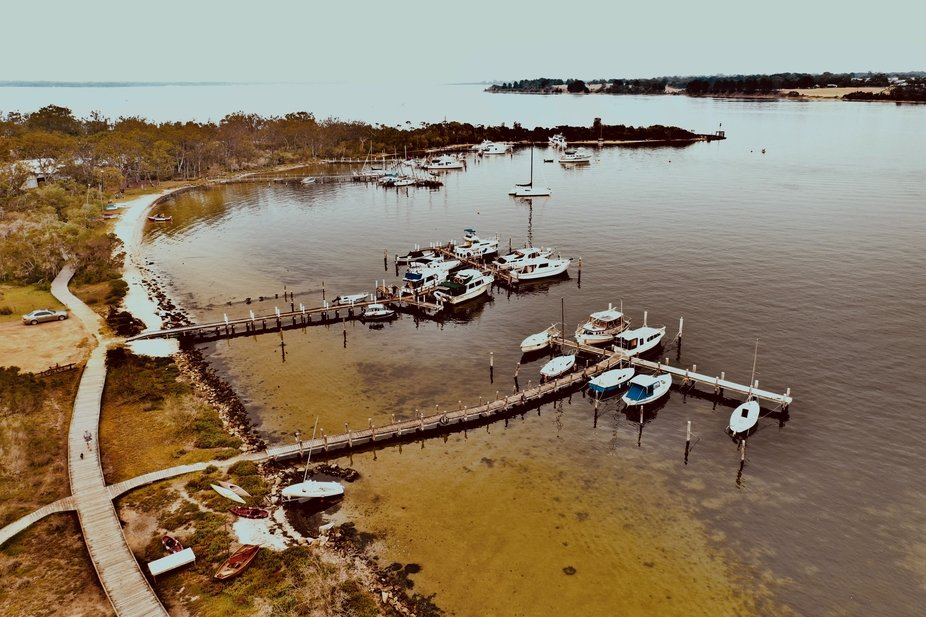 The Cove - Raymond Island | Drone Collection