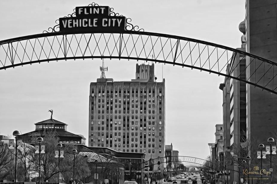 Vintage Flint