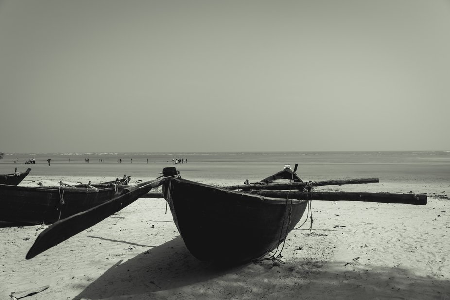 A travel photo, taken @ Digha, WB, IN.