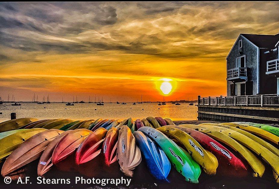 Nantucket Sunrise