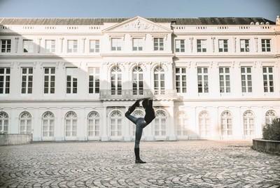 Dancing in Belgium