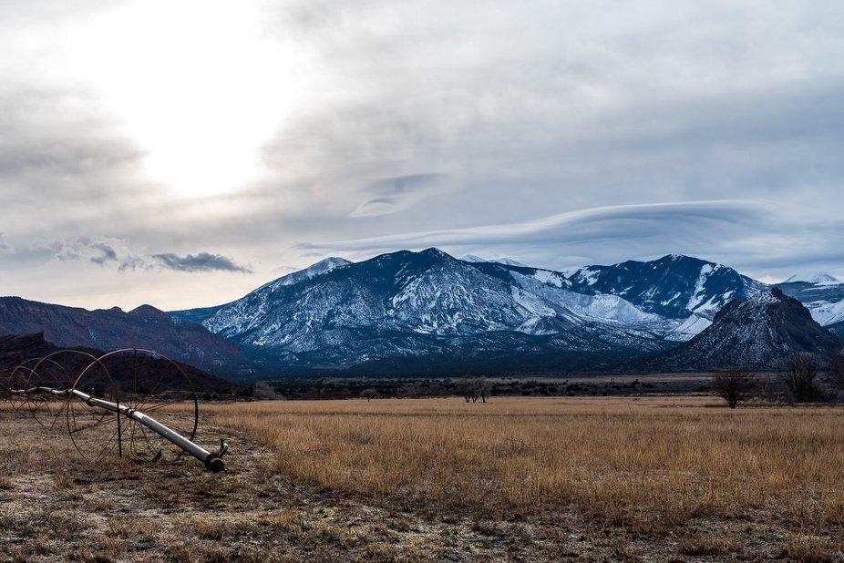 Utah, near Castle Valley