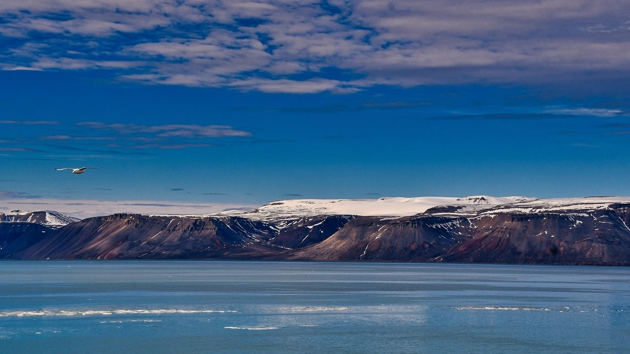 Billefjord, Svalbard Norway