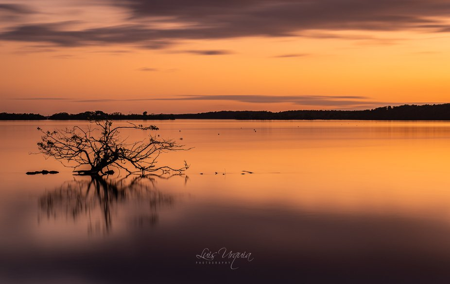 Used a Lee 6 stop ND as the light was quickly disappearing. Had the camera on sticks along with a...