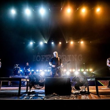 The Offspring at Place Bell, Laval