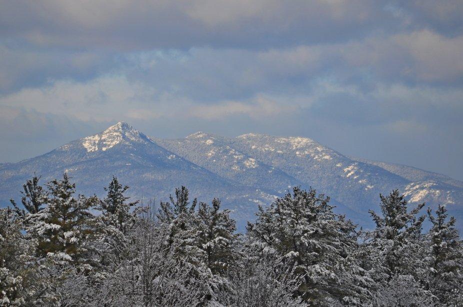 beautiful mountainrange