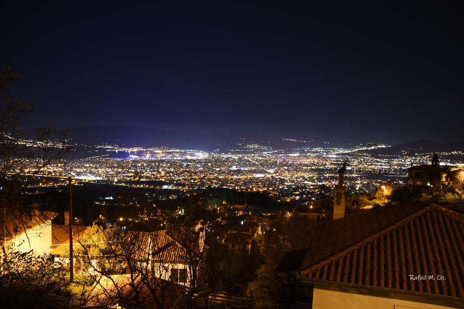 Volos' city