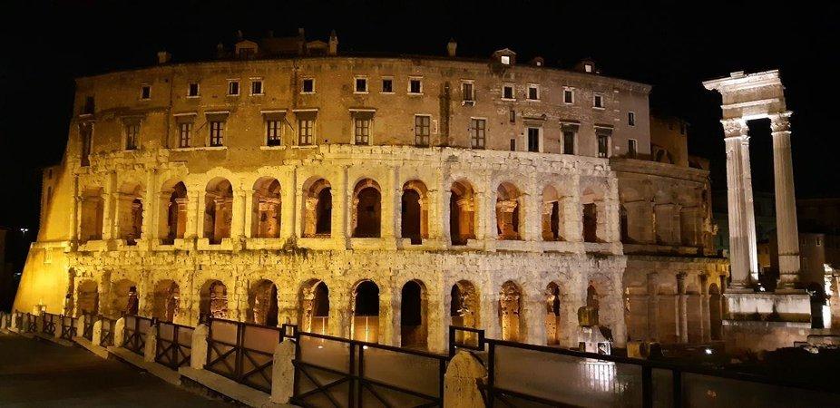 Italy, Rome, Christmas