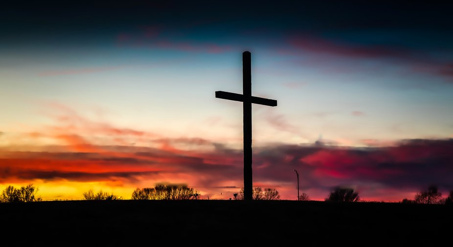 The Cross Stands Alone