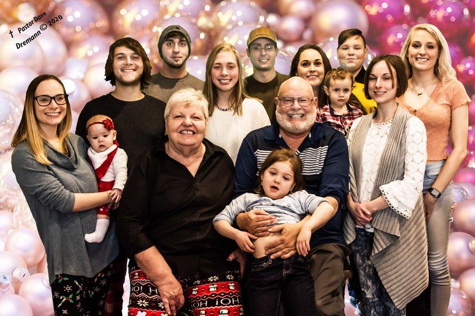 2019 family Christmas
