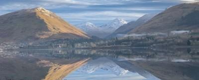Loch Fyne on a winters morning ❤️