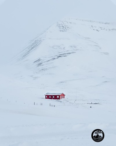 A cabin in northern Iceland