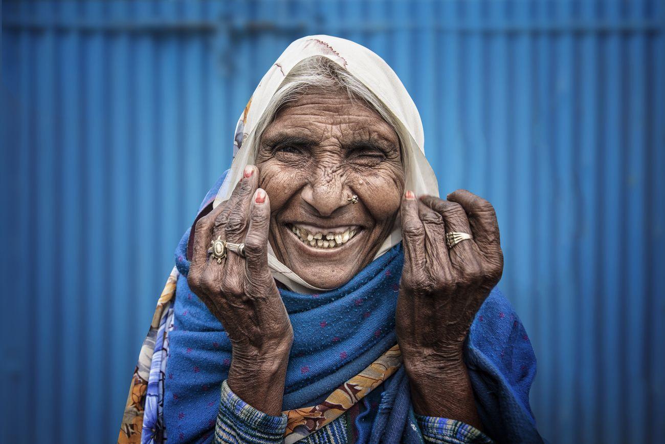 Amusing Faces Photo Contest Winner