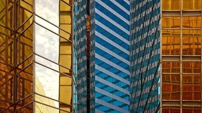 Chinese Hong Kong Building Abstract
