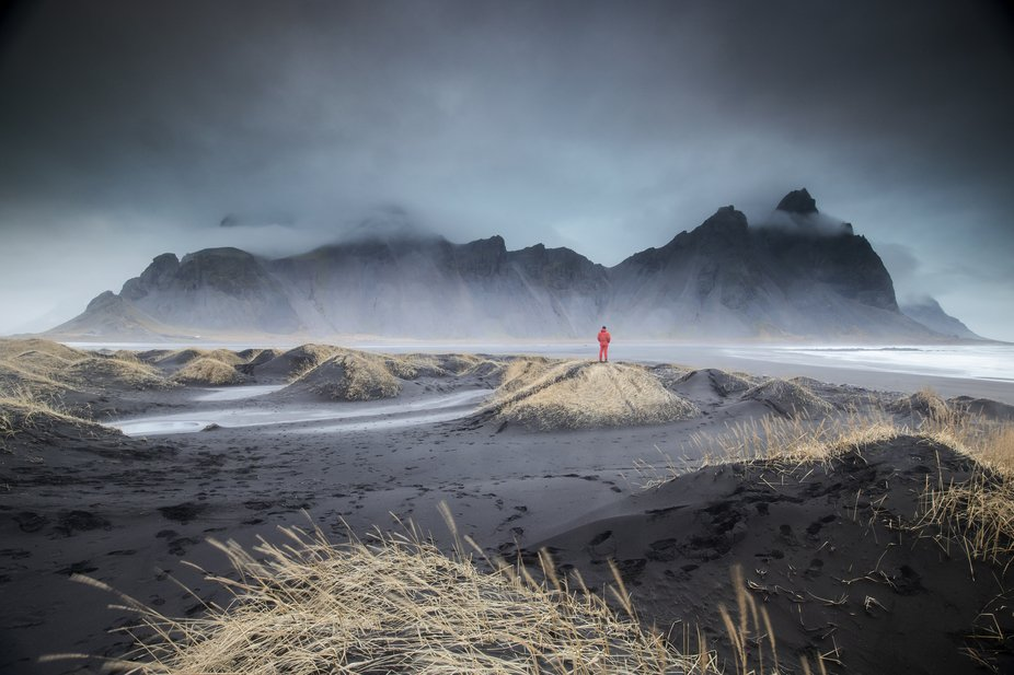 Stokksnes a Magic place in Iceland