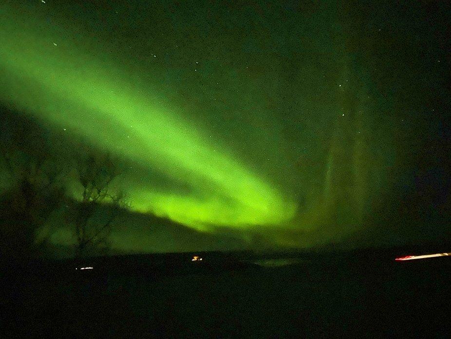 Was taken at Skaftárhreppur, Iceland  ???????? on 29/11/29 @ 21.54hrs..