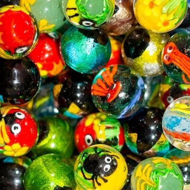 Funky Marbles