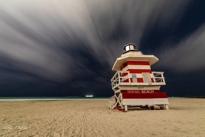 Lifeguard Shacks at South Beach