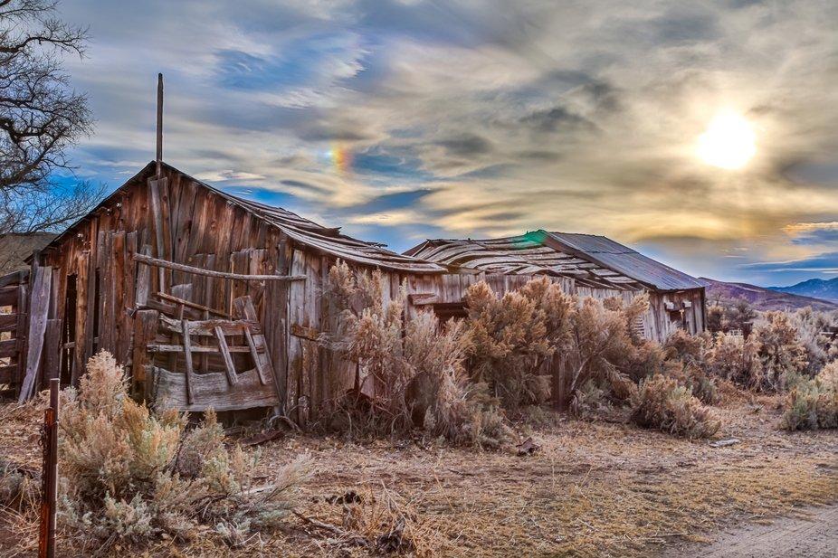 Fort Churchhill Nevada