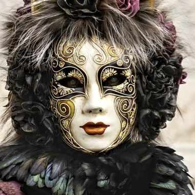Part of my promotion package for Carnevale di Venezia.