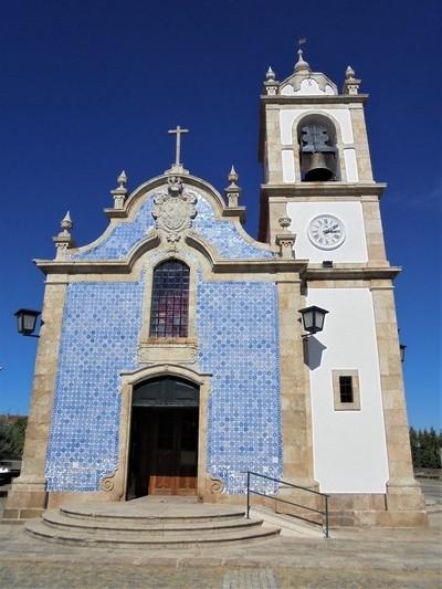 Vila Real - Calvário Church