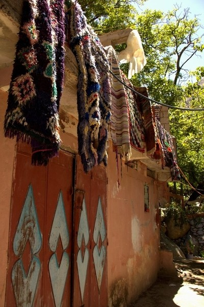 Textiles in Morocco