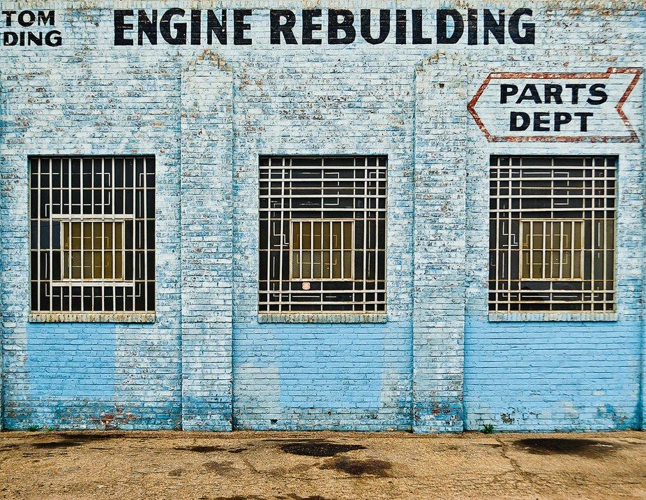 Rebuilding Building