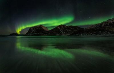 Aurora Borealis.