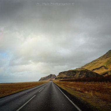 On the Road of Iceland, Vik - Reykjavik
