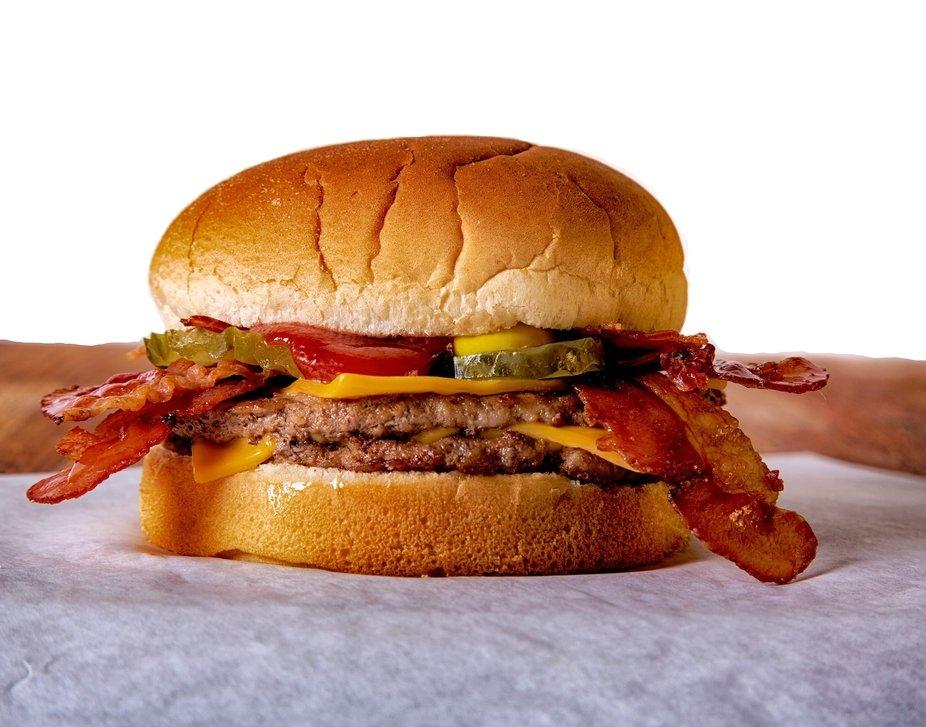 Bacon Cheeseburger Goodness