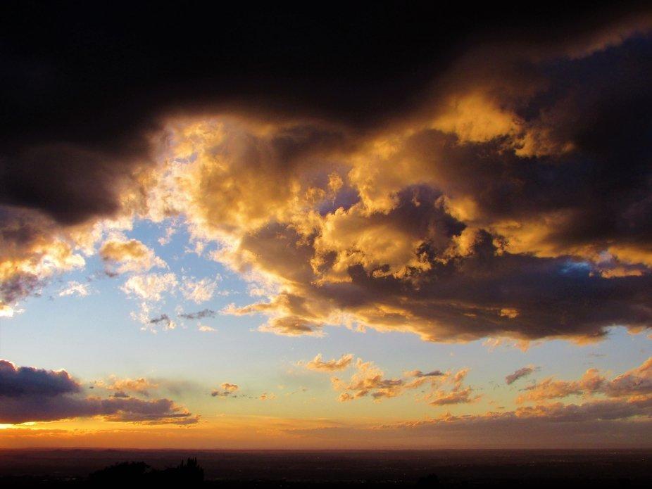 Sunset 2-3-20