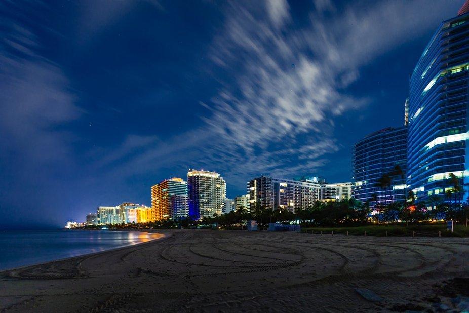 Bal Harbour, Miami Beach Florida