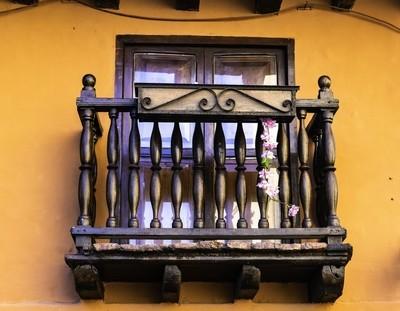 Cartagena Old City Balcony