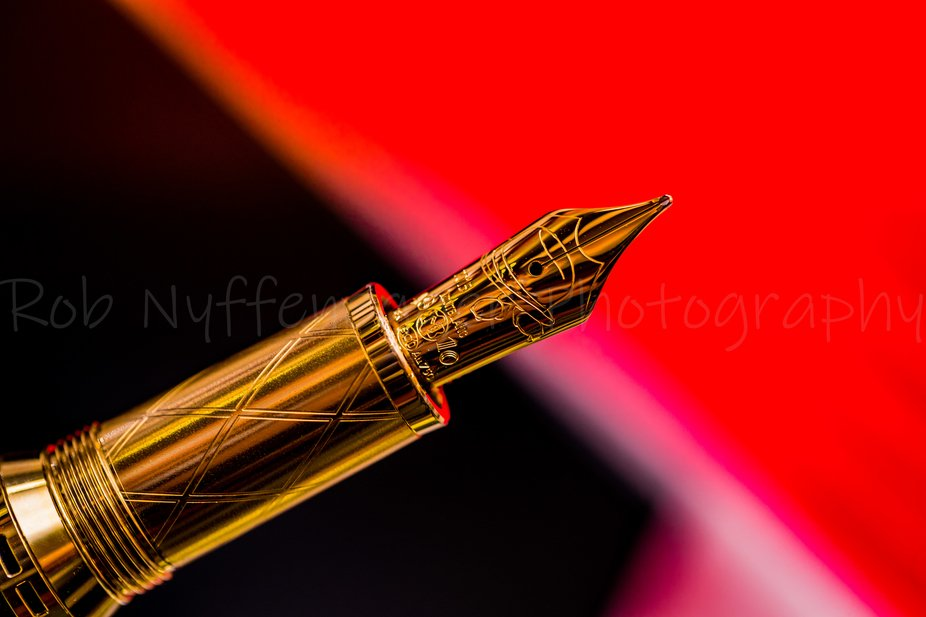 Mont Blanc - world class writing instruments.