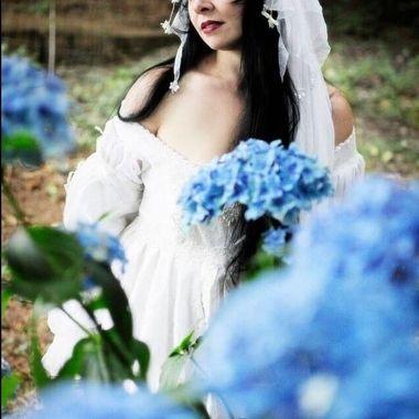 A Fairytale Wedding Amongst Hyacinths