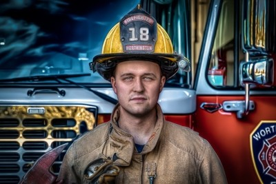Young Firefighter