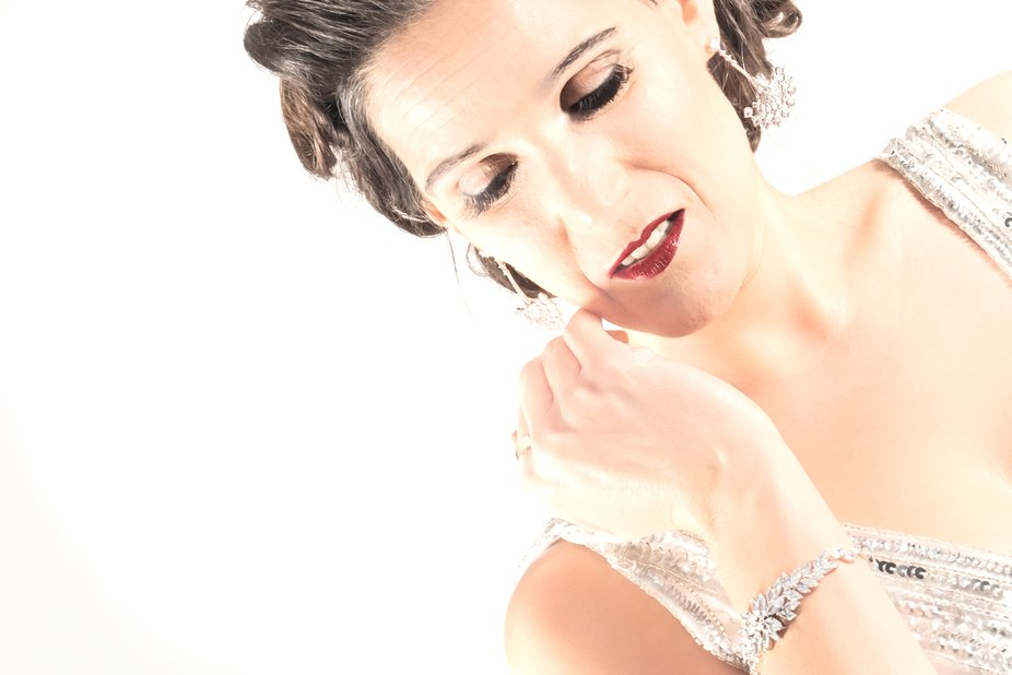 Shoot for a jewelery makesr for their bridal collection.