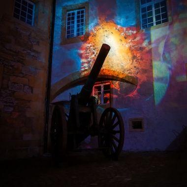 Light installation: Liquid Lumina LightArtist: Mezkalin Lightshows (Janes de Muer & Philipp Krause)