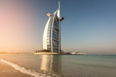 Burj Al Arab Jumeirah Sunrise