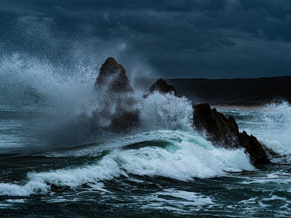 Dramatic Seascape 2