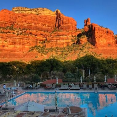 Sedona - Enchantment Resort - View 180