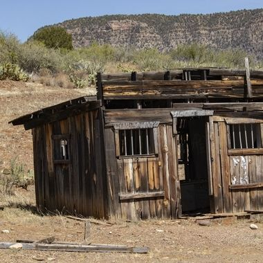 Somewhere in Eastern Arizona