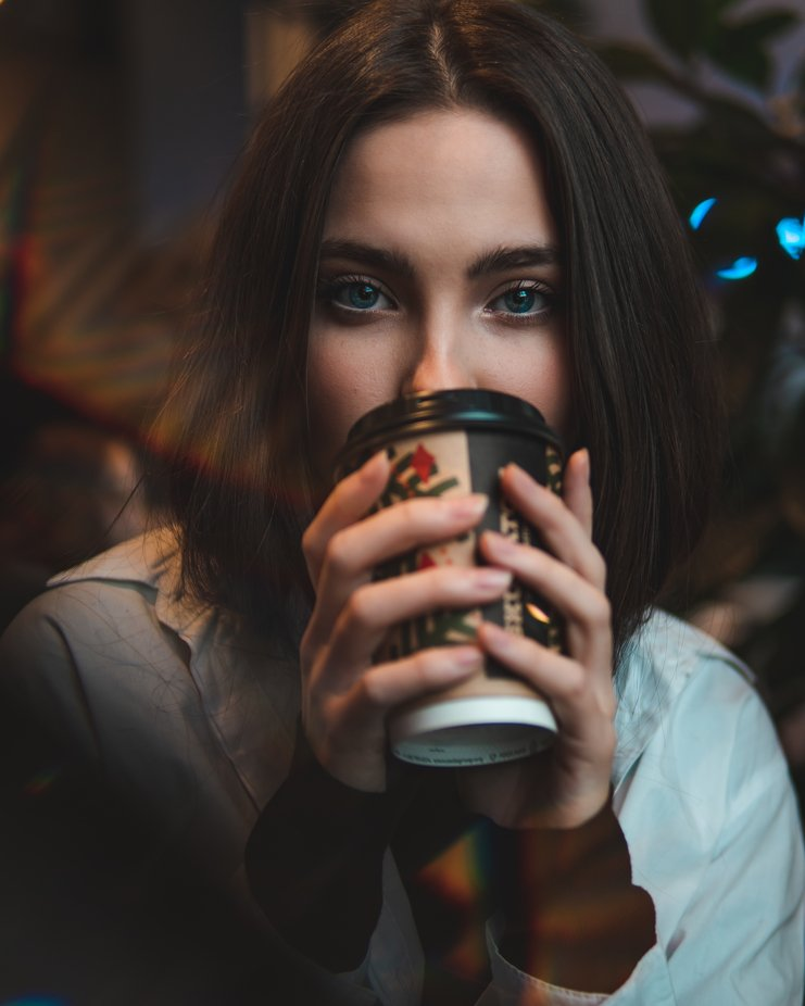 For the love of Coffee by SpikeB - For Coffee Lovers Photo Contest