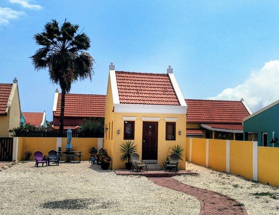 Eigenheim für zwei in Curaçao