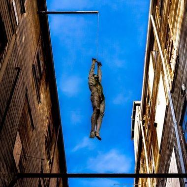 Hanging man