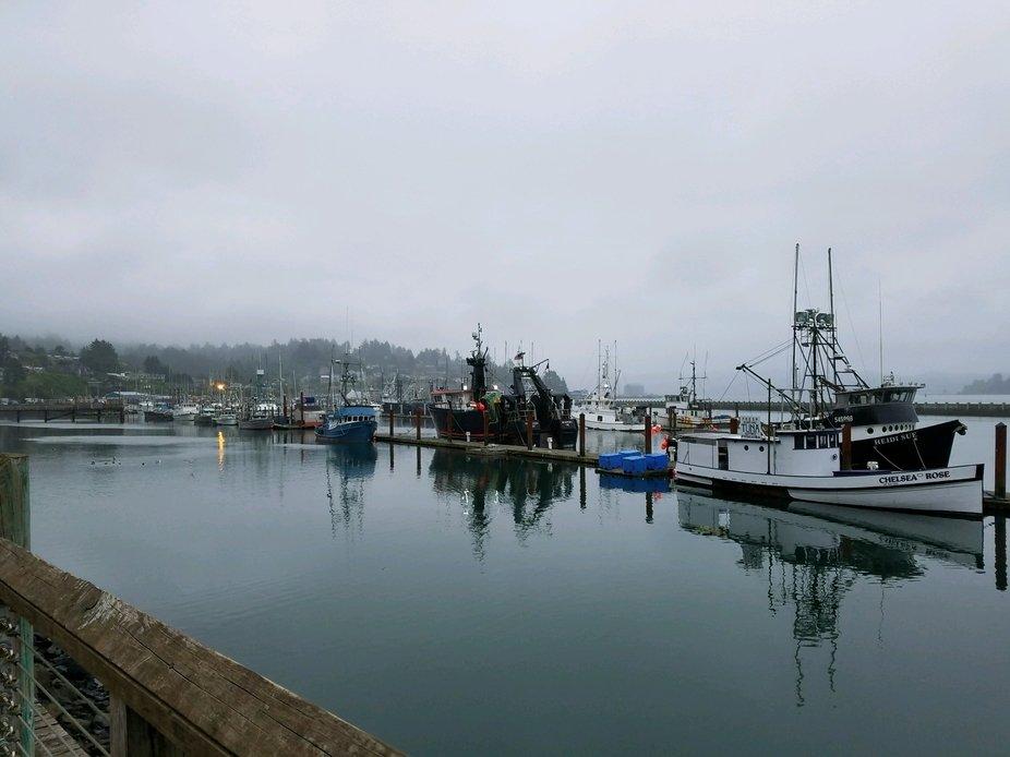 Newport Oregon.