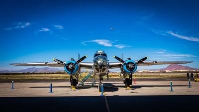 B-25 Mitchell Bomber 1